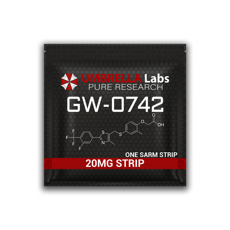 GW-0742 STRIPS - 20MG/STRIP