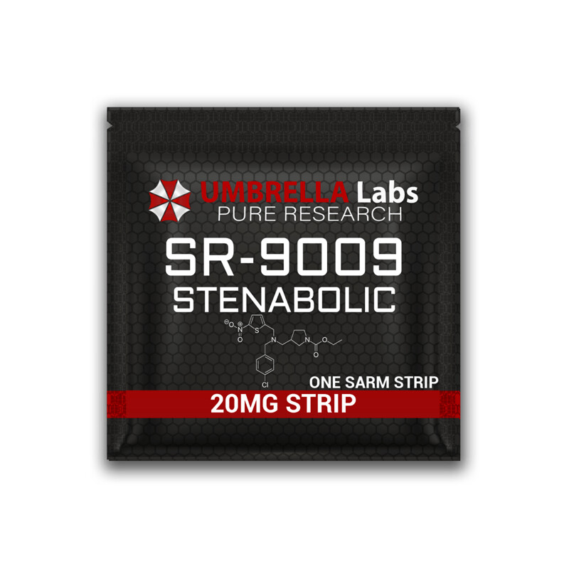 SR-9009 STENABOLIC STRIPS - 20MG/STRIP