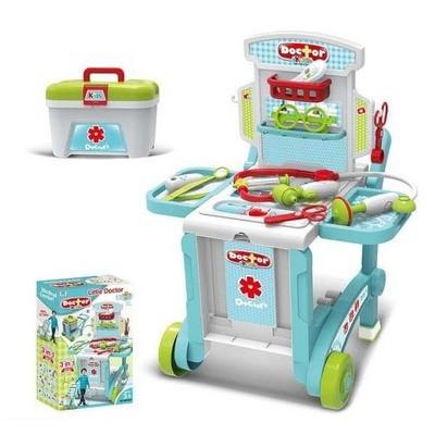 Набор игровой доктора в чемодане Наша игрушка 008-929