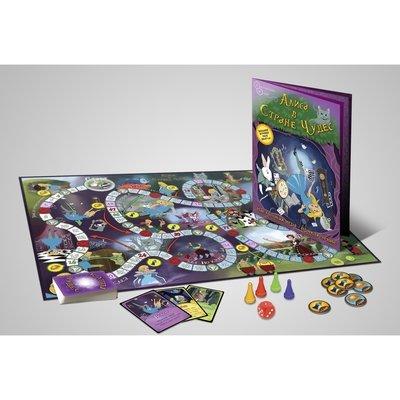 Настольная игра Алиса в стране чудес Бэмби 7954