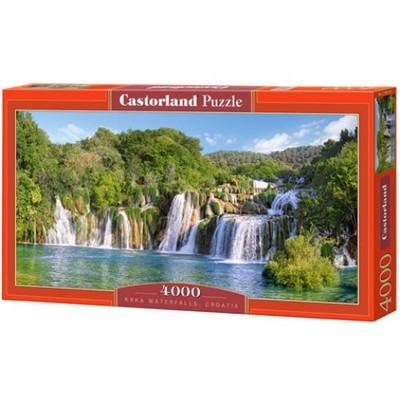 Пазл Castorland Водопады Крка 4000 деталей C-400133