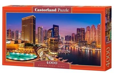 Пазл Castorland Дубай 4000 деталей C-400195