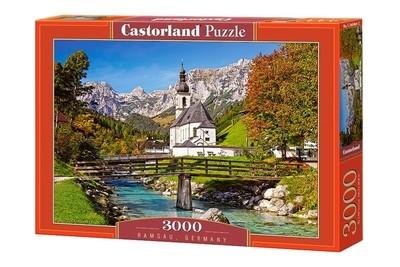 Пазл Castorland Германия 3000 деталей C-300464