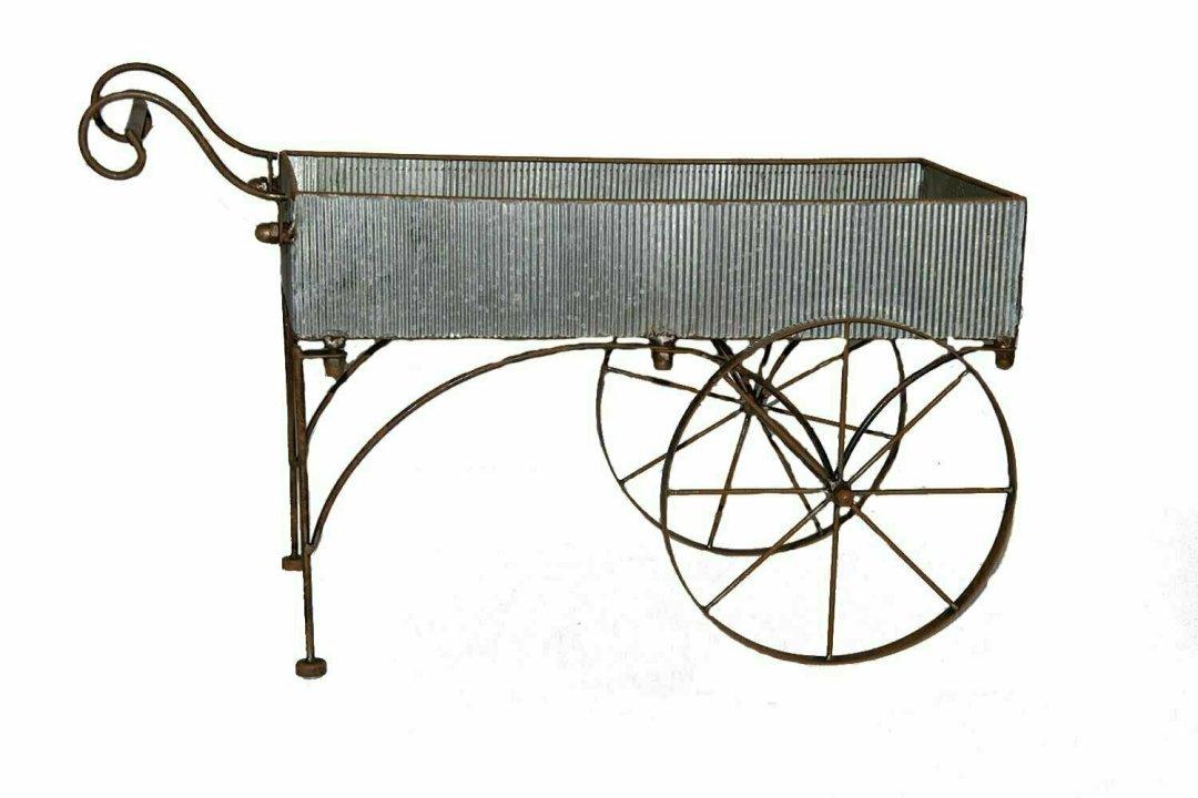 HG112 - Metal Display Cart 16