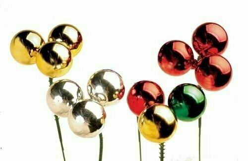 PLX3030SIL - 30mm Plastic Ball Pick x 3