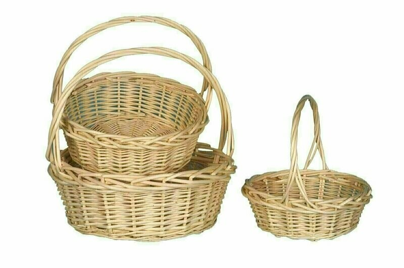 MS1001N - S/3 Round Willow 10