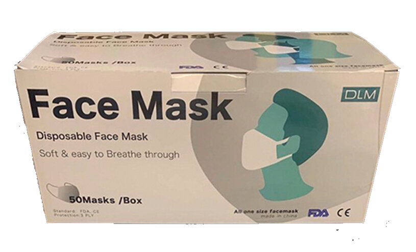 GB-T32610-2016 - FDA Approved Medical Face Mask
