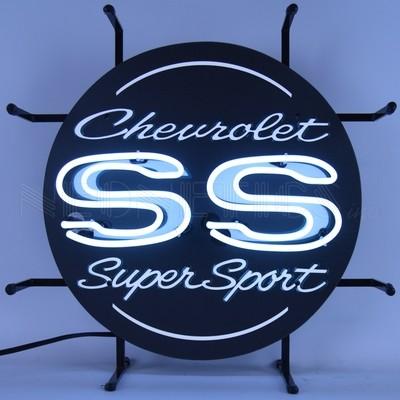 Chevrolet SS SuperSport Junior Neon Sign