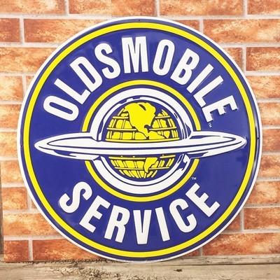 Oldsmobile Olds Service