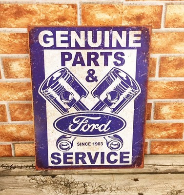 Ford Genuine Parts and Service