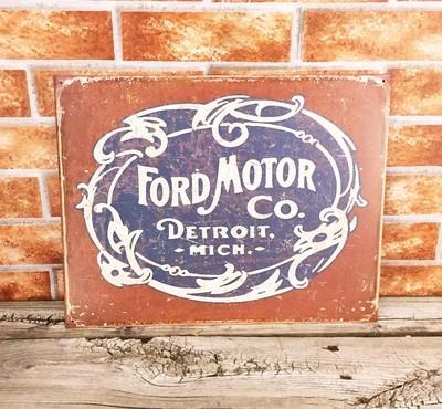 Ford Motor Company Detroit Michigan