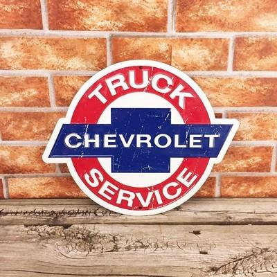 Chevrolet Chevy Truck Service