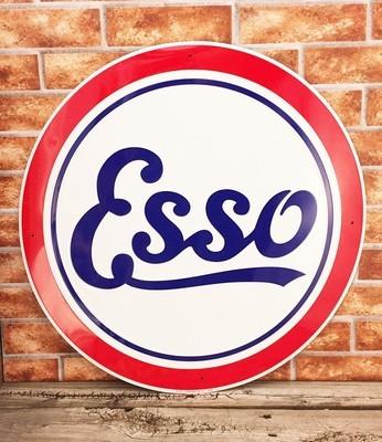 Esso Gasoline Oil