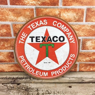Texaco Texas Company Gasoline Gas Oil