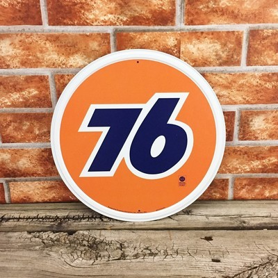 76 Union Gasoline Gas Oil