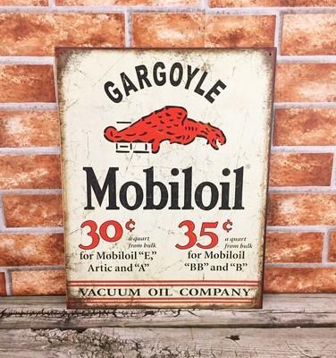 Mobiloil Mobil Oil Gas Gargoyle