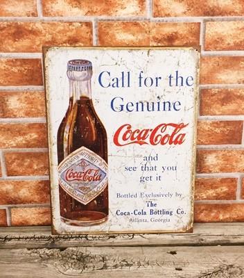 Coca-Cola Coke Call for the Genuine