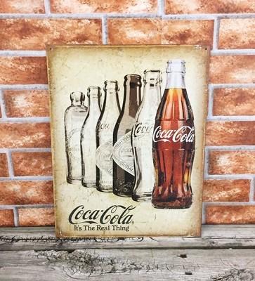 Coca-Cola Coke Historical Bottles