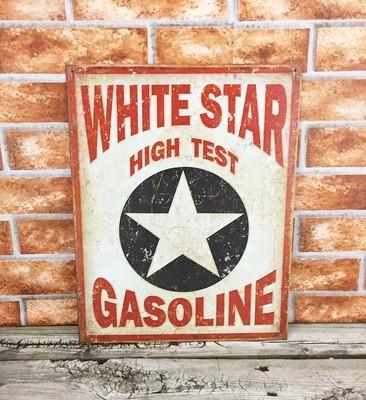 White Star Gasoline Gas
