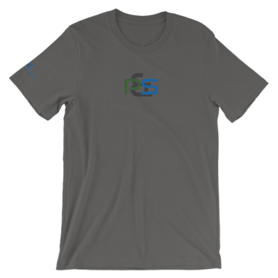 P&S Logo Short-Sleeve Unisex T-Shirt