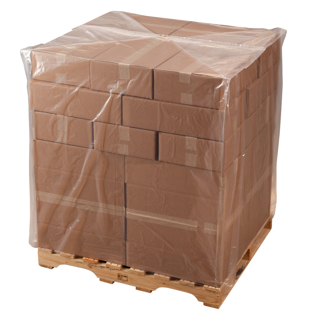 Pallet Size Shrink Bags on Roll 50