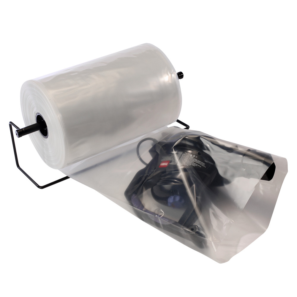 Clear Poly Tubing 4 mil 40