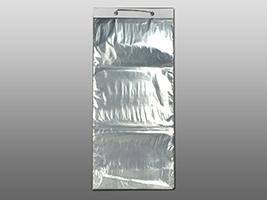 11 X 14 + 4 BG + 1 1/2 LP 1 mils  Gusset bag on Wicket Dispenser