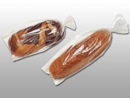 6 X 28 + 1 1/2 LP 1 mils Polypropylene Micro-Perf Bread Bag