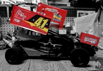 R/C Sprint Wing Wraps (Designed to Order)