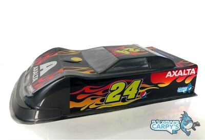 Shark Atomic SCT 1/8  Late Model Wrap (Designed to Order)