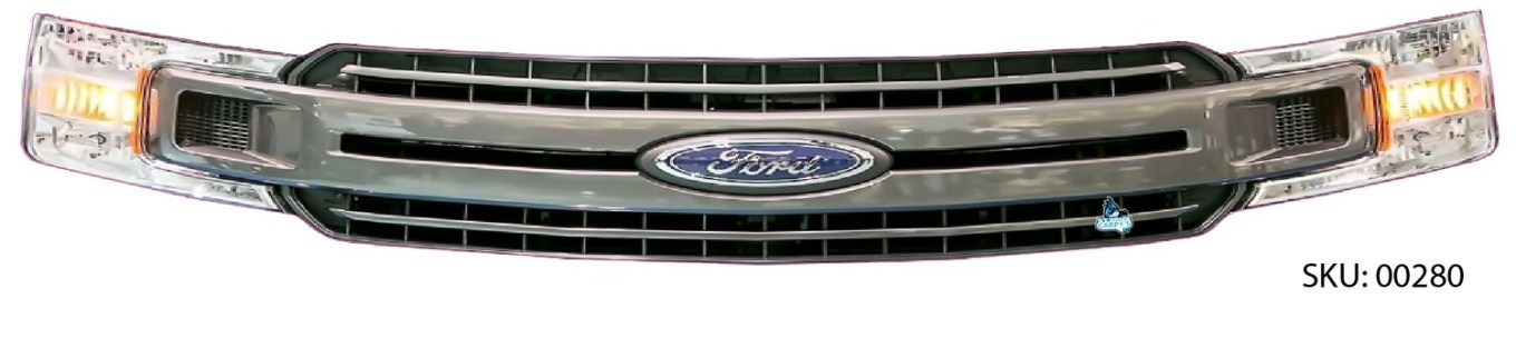 Protoform ORT Alternative Headlights & Grille FORD