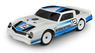 JConcepts 1978 CHEVY CAMARO Wrap (Custom Designed to Order)