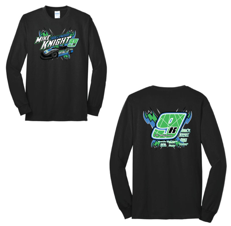2021 Mike Knight Racing Long Sleeve