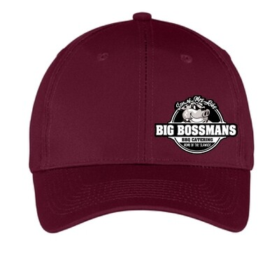 Big Bossmans BBQ Adjustable Hat