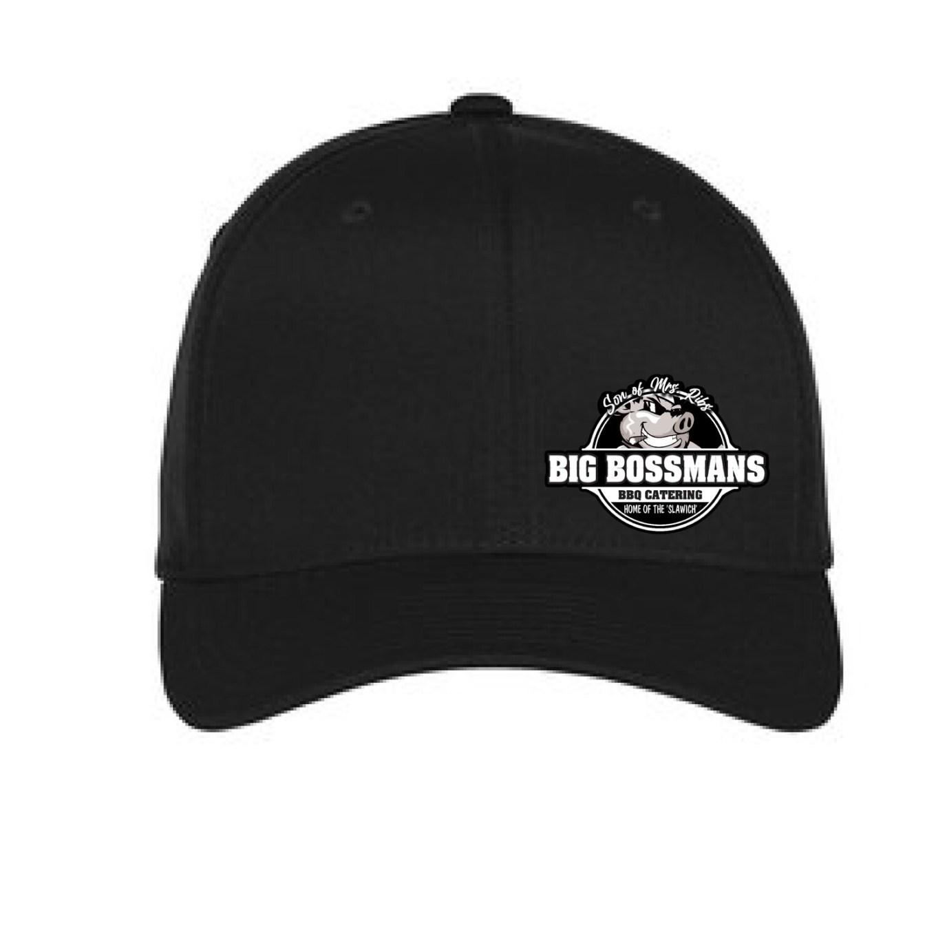 Big Bossmans BBQ Fitted Hat