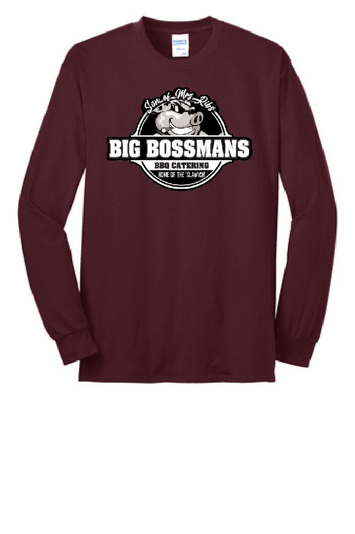 Big Bossmans BBQ Long Sleeve