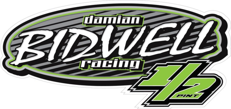 2020 Bidwell Racing Sticker