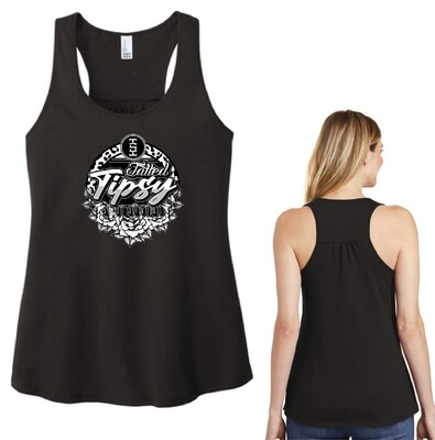 2020 Tatted Tipsy & Starving Ladies District Tank Top