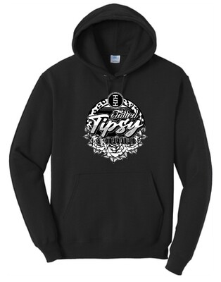 2020 Tatted Tipsy & Starving Hoodie