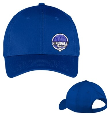 2020 Hinsdale Bobcats Adjustable Hat