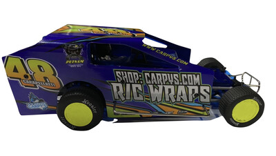 1RC EDM Custom Wraps (Designed to Order)