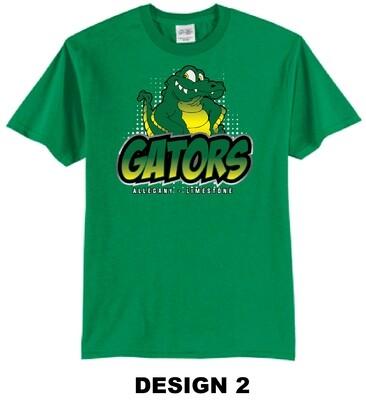 2020 ALCS T-Shirt (Kelly Green)