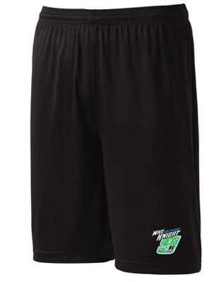 2021 Mike Knight Racing Basketball Shorts