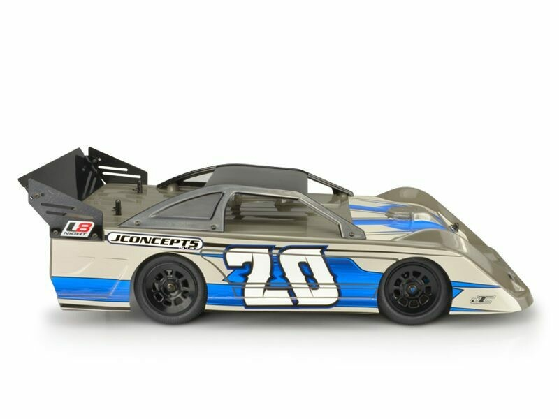 JConcepts L8D Decked Late Model Wrap (Custom Designed to Order)