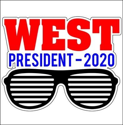 Kanye 2020 |  Sticker