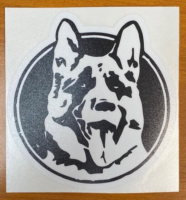 Letterkenny   Puppers Logo Sticker