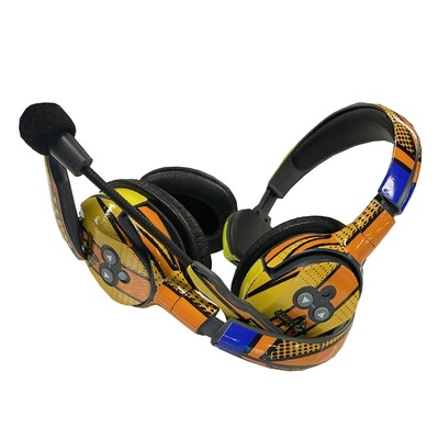 EARTEC UL2S ULTRA LIGHT HEADSET(2PCS) Wrap (Designed to Order)