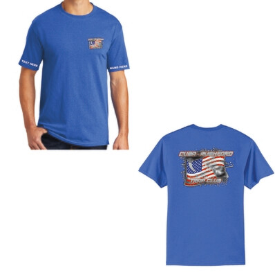 2021 COACHES Cuba-Rushford Trap Club T-Shirt