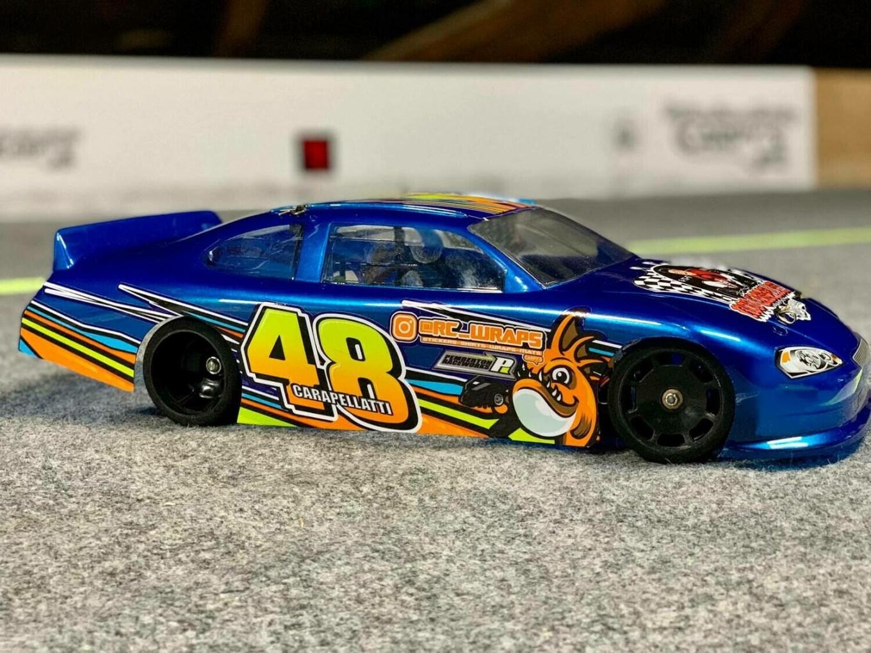 RJ Speed LTO  Half Wrap(Custom Designed to Order)