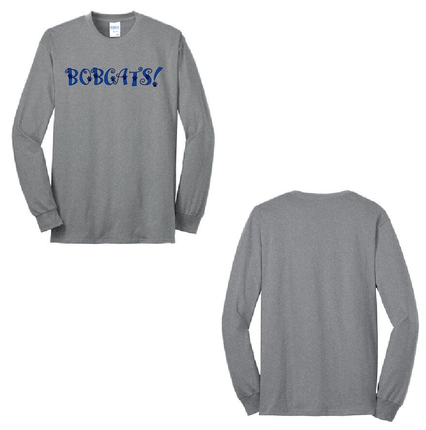 2021 Hinsdale Bobcats Long Sleeve